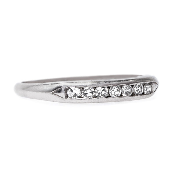 Bozeman | Vintage Wedding Band from Trumpet & Horn