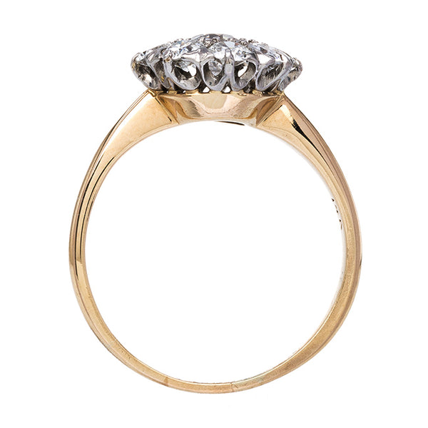 Sweet and Sparkling Old European Cut Diamond | Camberwell from Trumpet & Horn