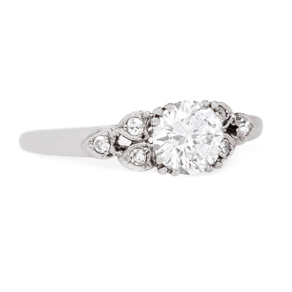 Vintage Art Deco Diamond Ring | Cambourne from Trumpet & Horn