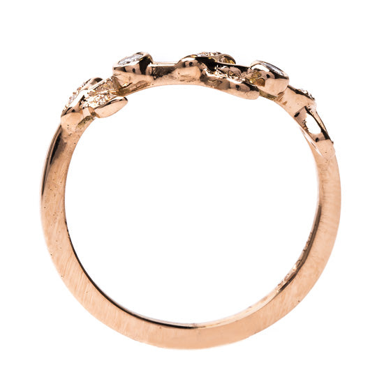 Chantal Rose Gold | Claire Pettibone Fine Jewelry Collection from Trumpet & Horn