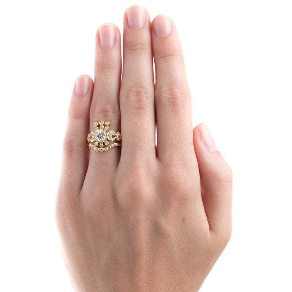 Lily Yellow Gold | Claire Pettibone Fine Jewelry Collection from Trumpet & Horn
