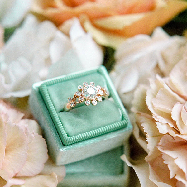Chantilly Rose Gold | Claire Pettibone Fine Jewelry from Trumpet & Horn