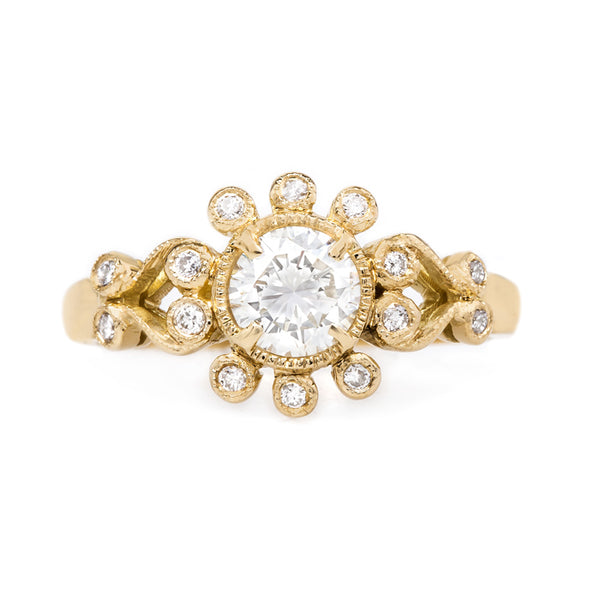 Chantilly Yellow Gold | Claire Pettibone Fine Jewelry Collection from Trumpet & Horn