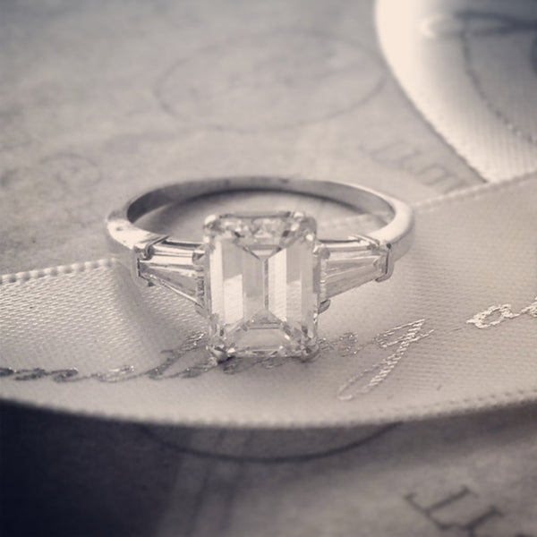 riverview classic engagement ring