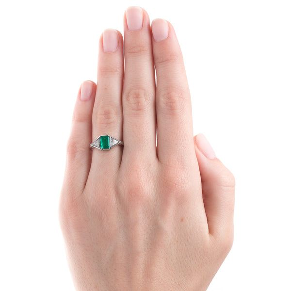 Emerald Ring of Her Dreams | Clearbrook from Trumpet & Horn