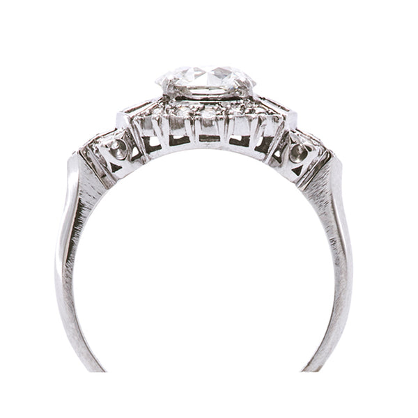 dayton diamond engagement ring