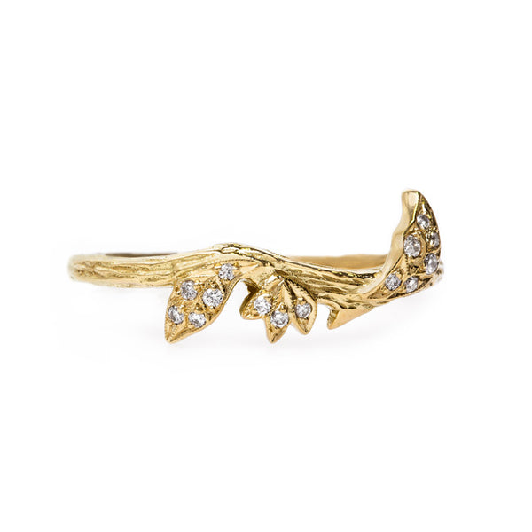 Devotion Yellow Gold | Claire Pettibone Fine Jewelry Collection from Trumpet & Horn