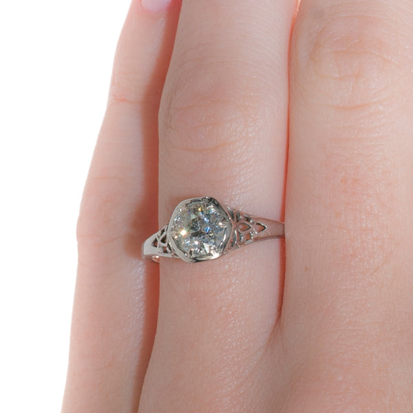 Vintage Engagement Ring | Vintage Edwardian Ring