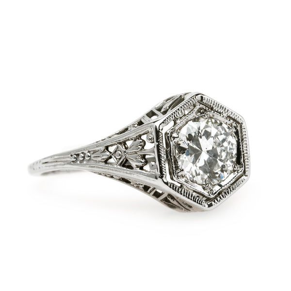 Sparking Solitaire Engagement Ring | Galena from Trumpet & Horn