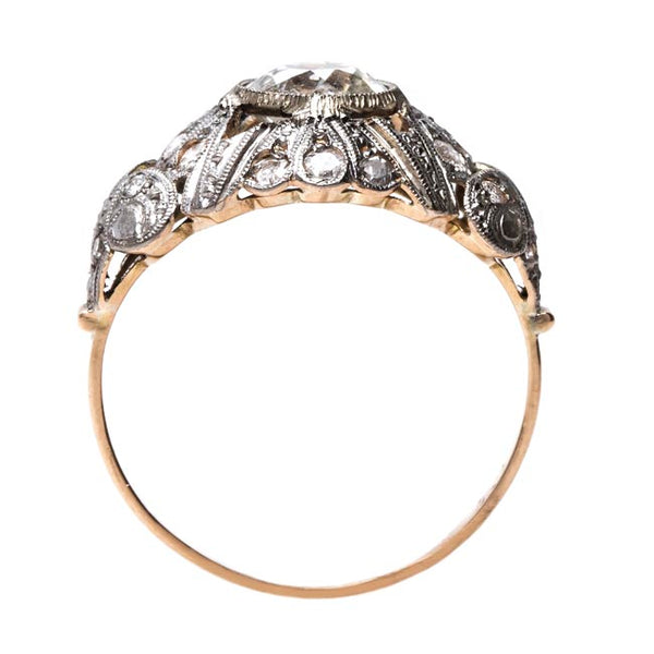 Fabulous Vintage Art Nouveau Engagement Ring | Gatewood from Trumpet & Horn