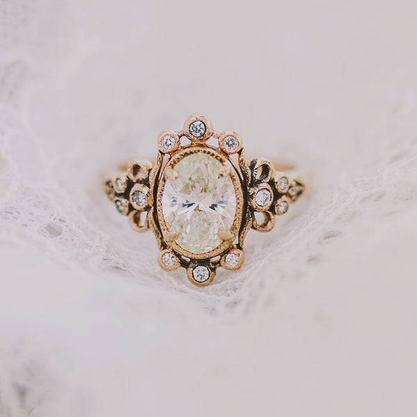 Genevieve | Claire Pettibone Fine Jewelry Collection from Trumpet & Horn | Photo by Michelle Roller