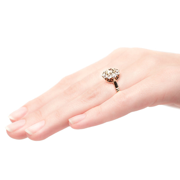 greenhaven ring on finger