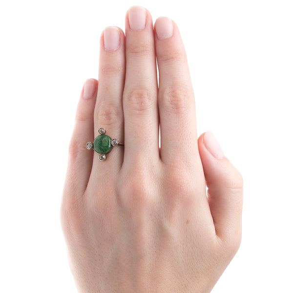 Whimsical Stickpin Ring | Greenley from Trumpet & Horn