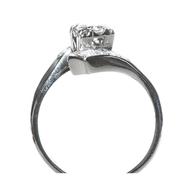 VVintage Engagement Ring | Antique Diamond Ring  from Trumpet & Horn