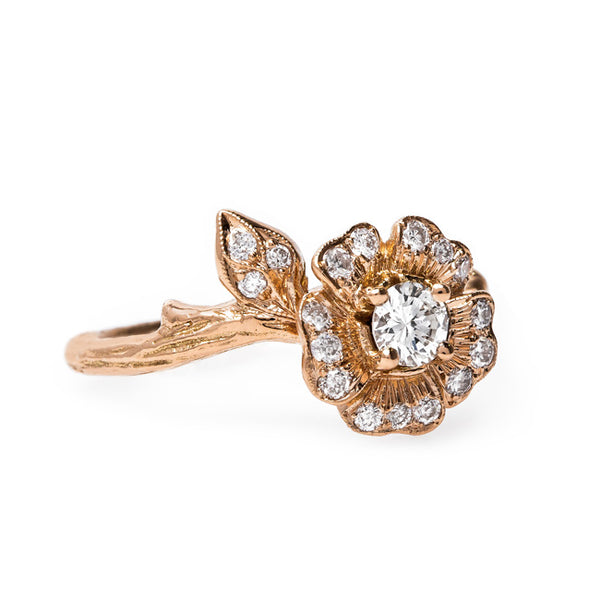 Heart's Desire Rose Gold | Claire Pettibone Fine Jewelry Collection from Trumpet & Horn