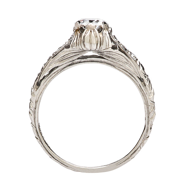 Vinage Edwardian Engagement Ring