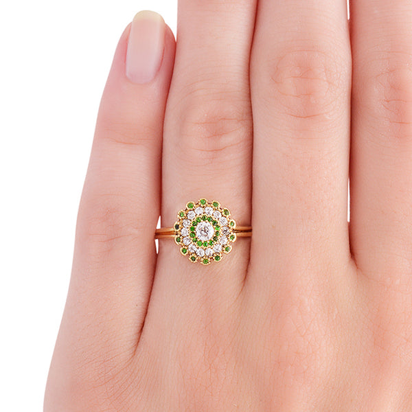 Vintage Victorian Engagement Ring | Holden from Trumpet & Horn