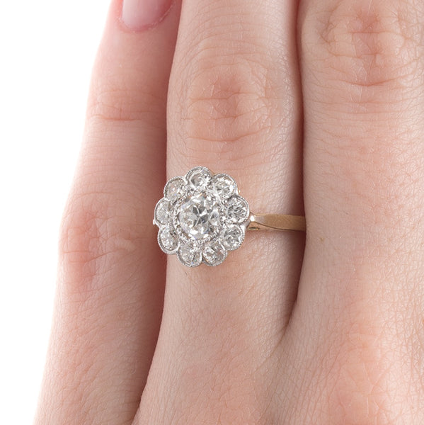 Incredibly Romantic Edwardian Era Engagement Ring | Ivy Hill from Trumpet & Horn