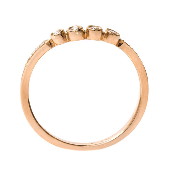 Josephine Rose Gold | Claire Pettibone Fine Jewelry from Trumpet & Horn
