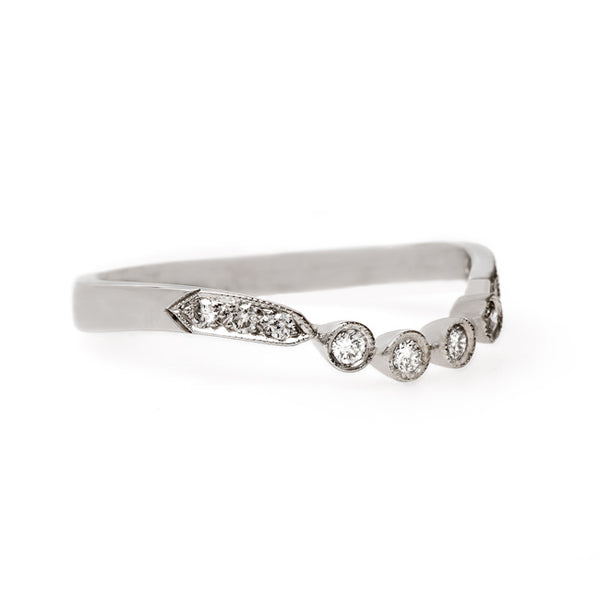Josephine White Gold | Claire Pettibone Fine Jewelry Collection from Trumpet & Horn