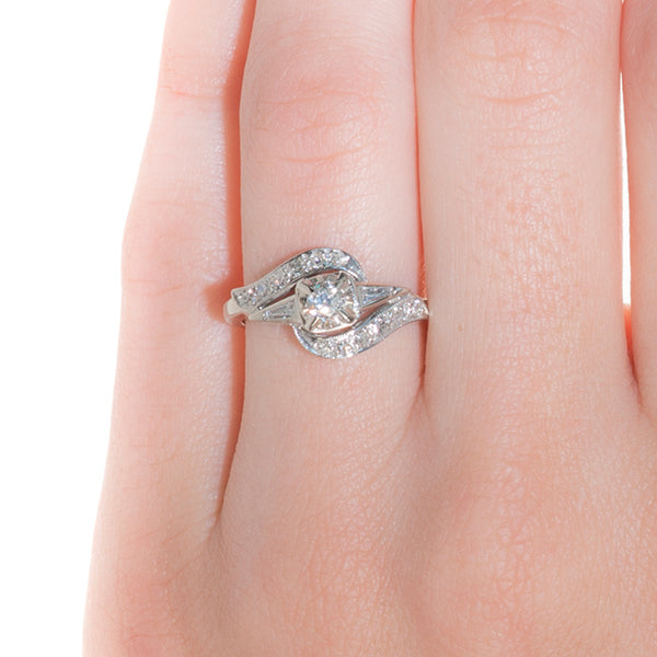 Vintage Engagement Ring | Antique Engagement Ring