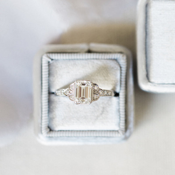 Celine | Claire Pettibone Fine Jewelry Collection from Trumpet & Horn | Photo by Mallory Dawn