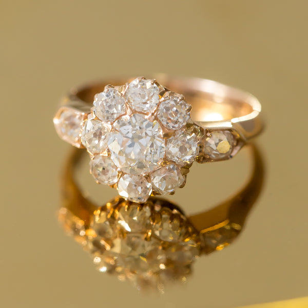 Dreamy One-of-a-Kind Victorian Engagement Ring | Maplehurst from Trumpet & Horn