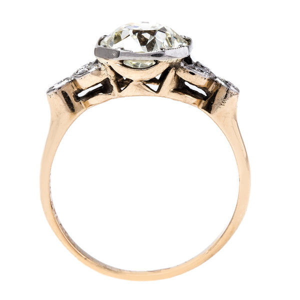 The Perfect Ring for a Vintage Jewelry Lover | Marlyville from Trumpet & Horn