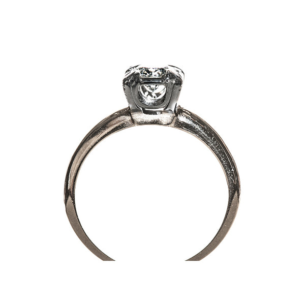 Vintage Retro Era Solitaire Engagement Ring | Maysville from Trumpet & Horn