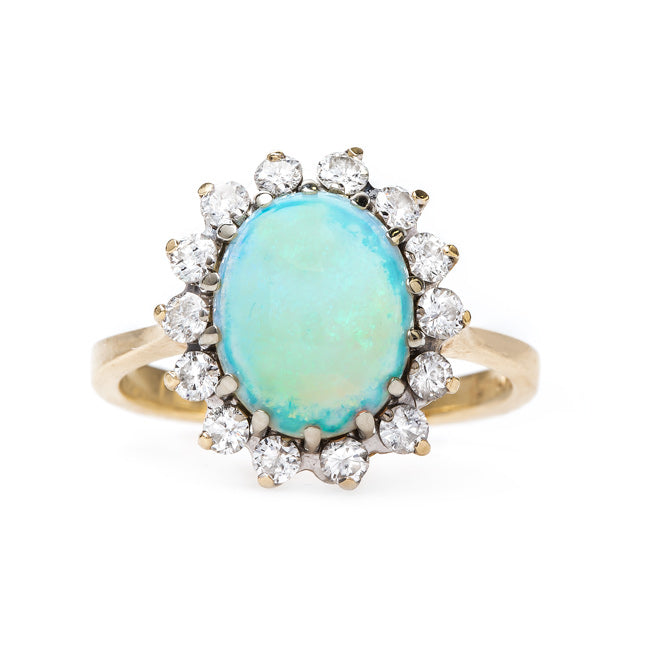 Bold Opal Cocktail Ring | Northchapel from Trumpet & Horn