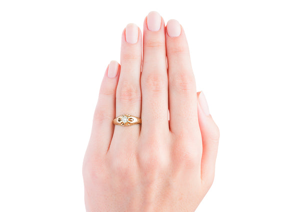 Vintage Engagement Ring | Inexpensive Engagement Ring