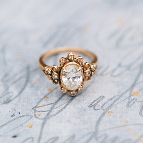 Genevieve | Claire Pettibone Fine Jewelry Collection from Trumpet & Horn | Photo by Perry Vaile