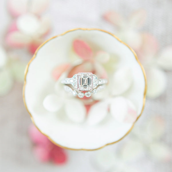 Celine | Claire Pettibone Fine Jewelry Collection from Trumpet & Horn | Photo by Rachel May