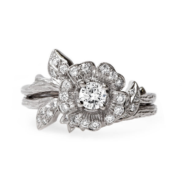 Devotion White Gold | Claire Pettibone Fine Jewelry Collection from Trumpet & Horn