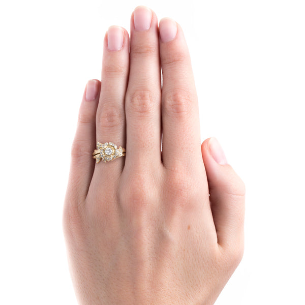 Heart's Desire Yellow Gold | Claire Pettibone Fine Jewelry Collection from Trumpet & Horn