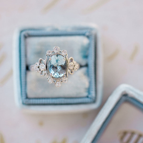 Sophie | Claire Pettibone Fine Jewelry Collection from Trumpet & Horn | Photo by Renee Hollingshead