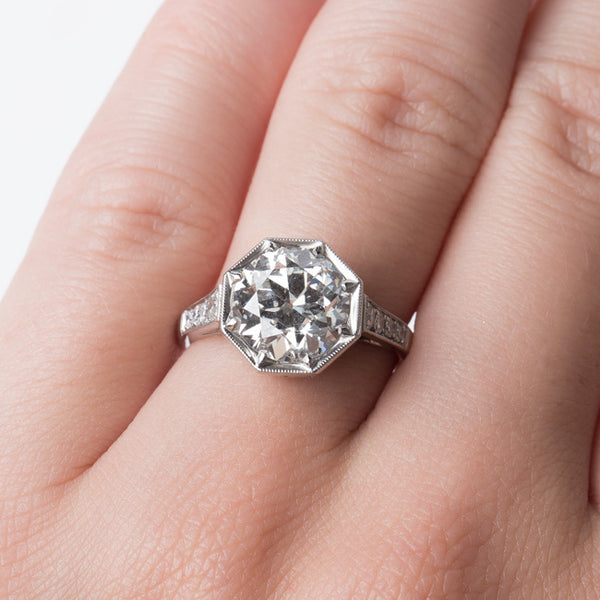 Incredible Vintage-Inspired Ring | Santa Monica from Trumpet & Horn