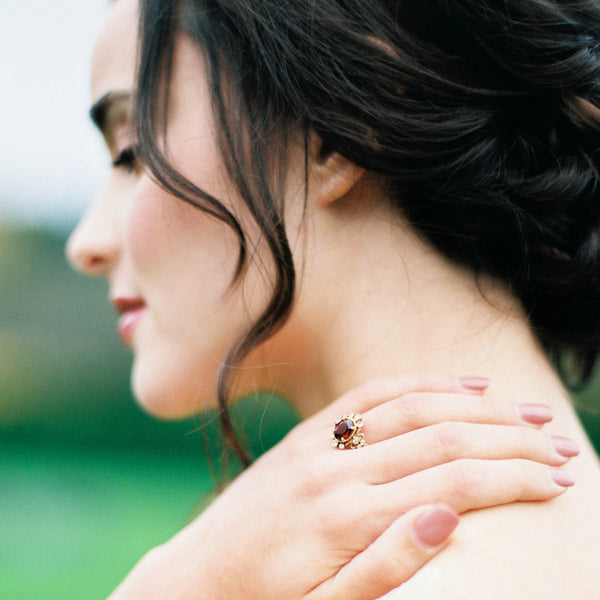 Dauphine | Claire Pettibone Fine Jewelry from Trumpet & Horn | Photo by Sarah Carpenter