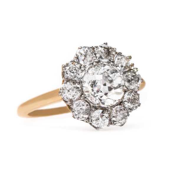 Extraordinary Halo Engagement Ring | Shady Cove from Trumpet & Horn
