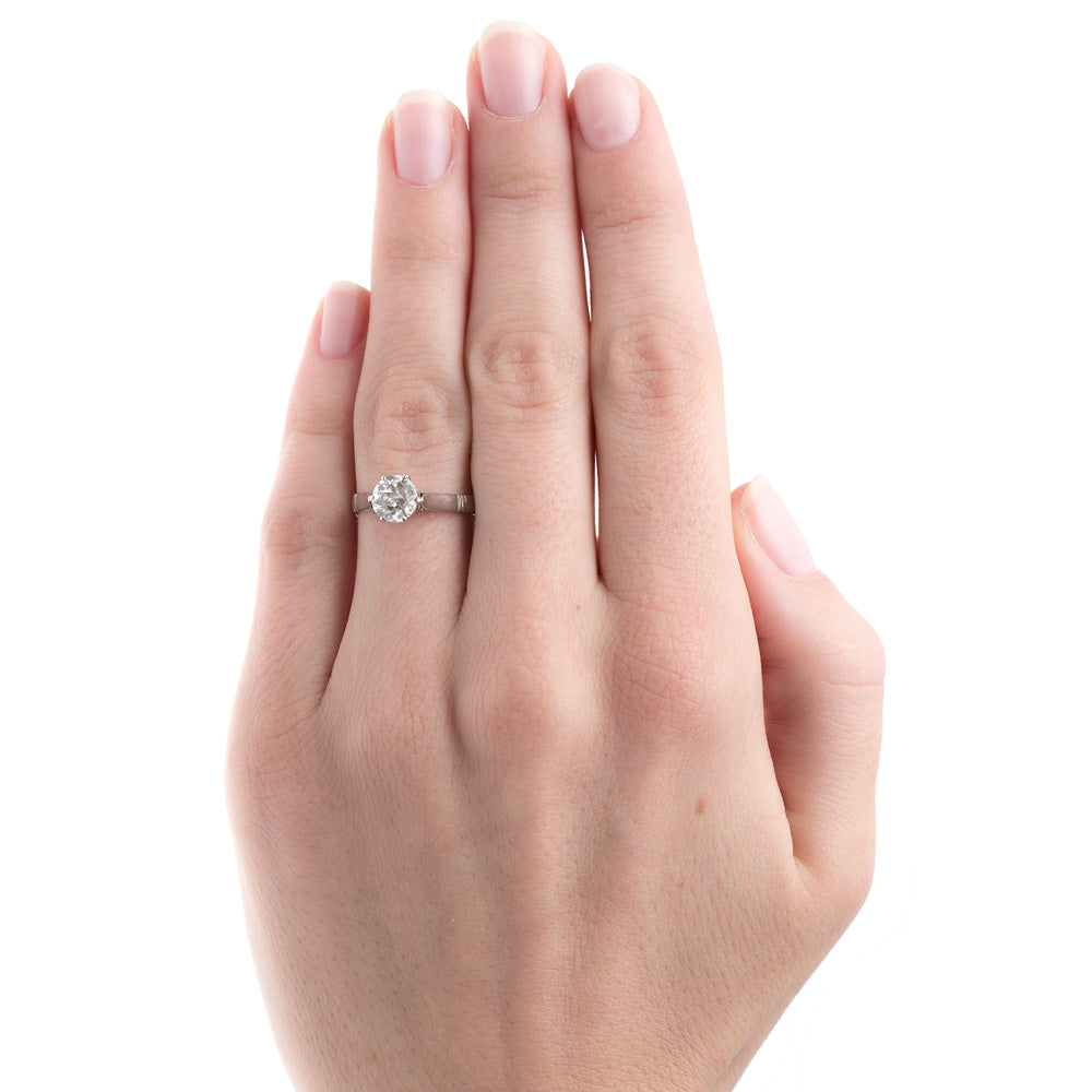 Get a Sullivan\'s Island Wedding Ring At Trumpet & Horn