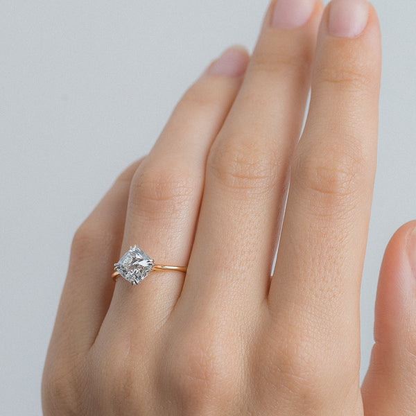 Elegant Edwardian Era Engagement Ring | Sturbridge from Trumpet & Horn