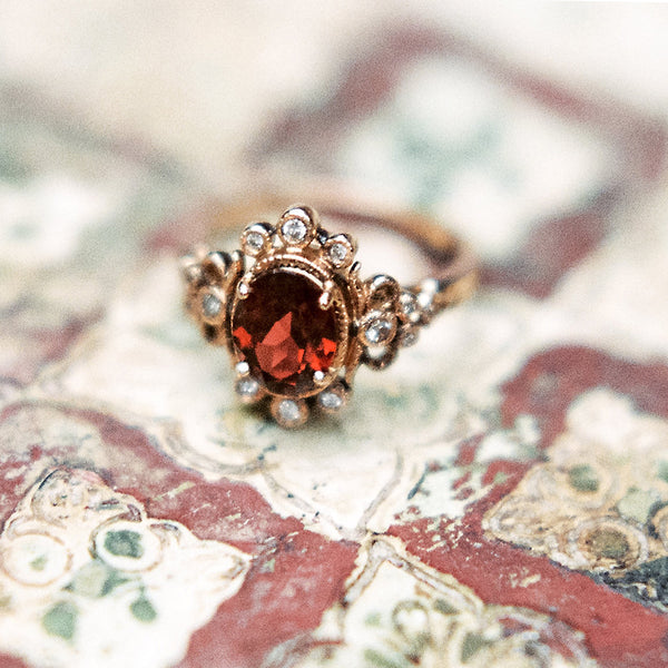 Dauphine | Claire Pettibone Fine Jewelry from Trumpet & Horn | Photo by Taralynn Lawton