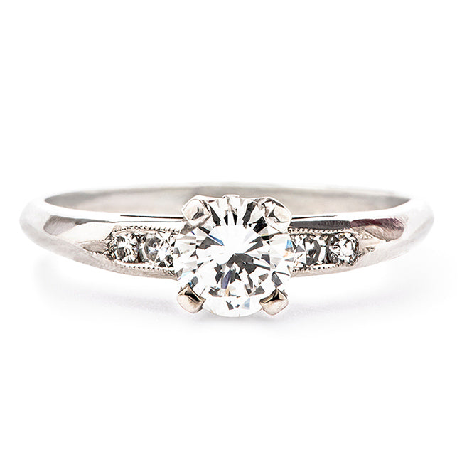 parksville simple engagement ring