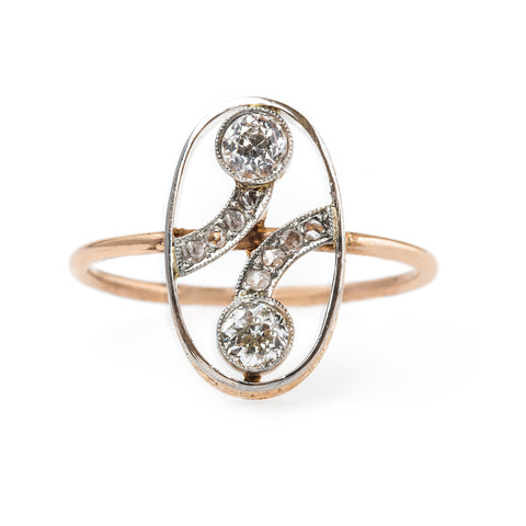 Edwardian Engagement Rings and More Trumpet Horn