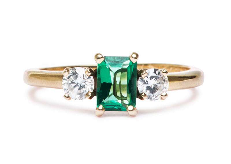 taylorsville vintage engagement ring