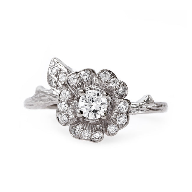 Heart's Desire White Gold | Claire Pettibone Fine Jewelry Collection from Trumpet & Horn