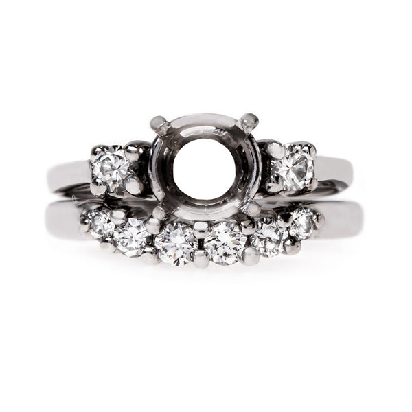 Antique Ring Setting | Richmond 1 from Trumpet & Horn