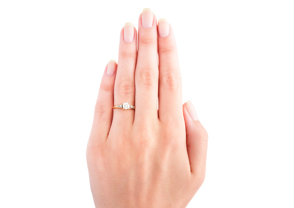 wellford ring on hand