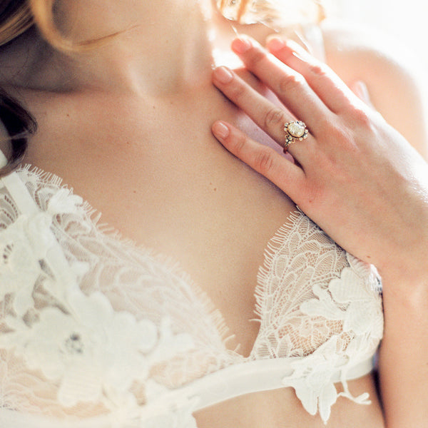 Genevieve | Claire Pettibone Fine Jewelry Collection from Trumpet & Horn | Photo by Winsome & Wright