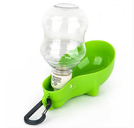 Portable pet dog drinking - 4u2by.com